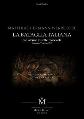 Product picture Werrecore - La bataglia taliana & villotte - complete ed.