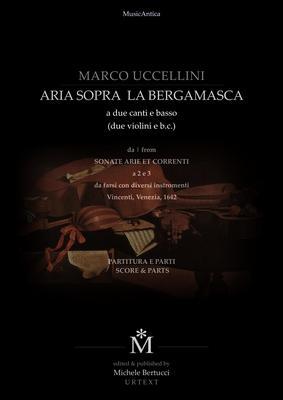 Product picture Marco Uccellini - Aria sopra la Bergamasca
